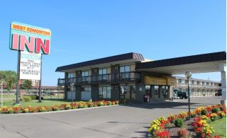 Main Photo: 18245 Stony Plain Road NW in Edmonton: Zone 40 Business with Property for sale : MLS®# E4105659