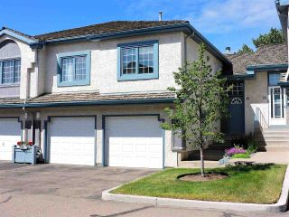 Main Photo: 49 1130 FALCONER Road in Edmonton: Zone 14 Townhouse for sale : MLS®# E4121045