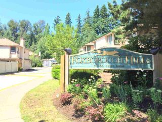 "Main Photo: 25 21960 RIVER Road in Maple Ridge: West Central Townhouse for sale in ""Foxborough Hills"" : MLS®# R2289851"