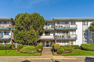 "Main Photo: 107 17707 57A Avenue in Surrey: Cloverdale BC Condo for sale in ""Franis Manor"" (Cloverdale)  : MLS®# R2315867"