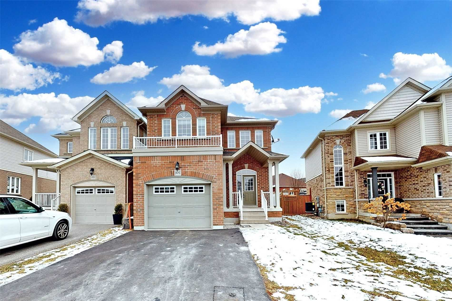 FEATURED LISTING: 105 Westover Drive Clarington