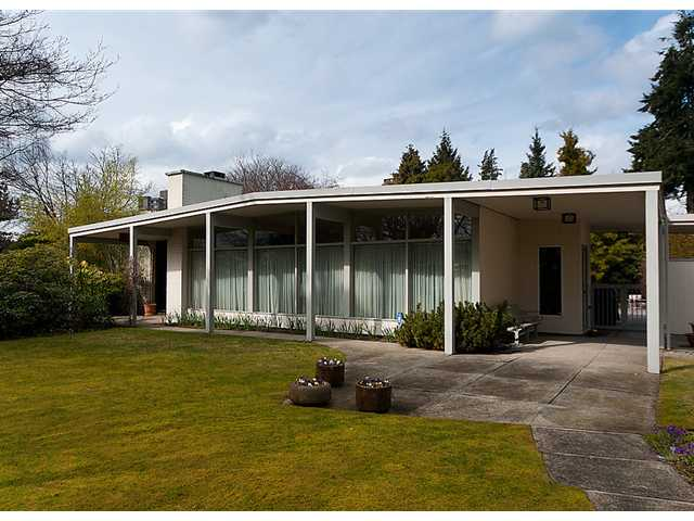 Main Photo: 1896 WESBROOK in Vancouver: University VW House for sale (Vancouver West)  : MLS® # V877004