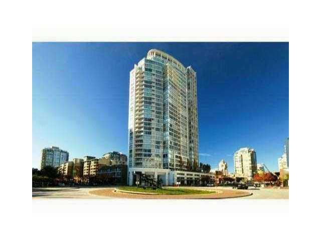 Main Photo: 702 1201 MARINASIDE Crescent in Vancouver: Yaletown Condo for sale (Vancouver West)  : MLS® # V893559