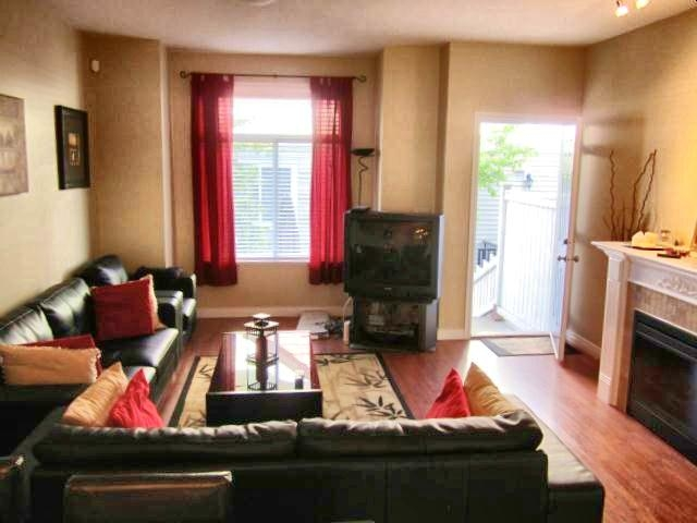 "Main Photo: 45 8655 159TH Street in Surrey: Fleetwood Tynehead Townhouse for sale in ""SPRING FIELD COURT"" : MLS®# F1117226"