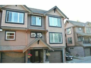 Main Photo: 21 22206 124TH Avenue in Maple Ridge: West Central Condo for sale : MLS® # V971012