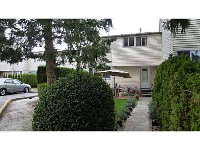 "Main Photo: # 66 3433 E 49TH AV in Vancouver: Killarney VE Townhouse for sale in ""PARK PLACE"" (Vancouver East)  : MLS®# V1039038"