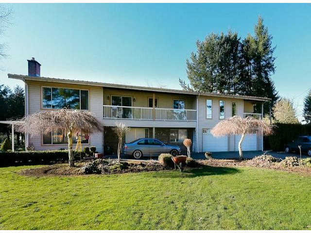 Main Photo: 4523 240TH Street in Langley: Salmon River House for sale : MLS® # F1327214