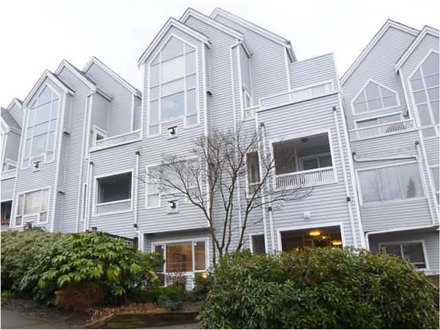 "Main Photo: 102 1330 GRAVELEY Street in Vancouver: Grandview VE Condo for sale in ""HAMPTON COURT-COMMERCIAL DRIVE"" (Vancouver East)  : MLS® # V1050258"