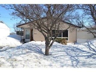 Main Photo: 463 Olive Street in WINNIPEG: St James Residential for sale (West Winnipeg)  : MLS® # 1405838