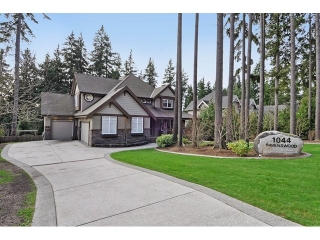 Main Photo: 1044 RAVENSWOOD Drive: Anmore House for sale (Port Moody)  : MLS® # V1105572