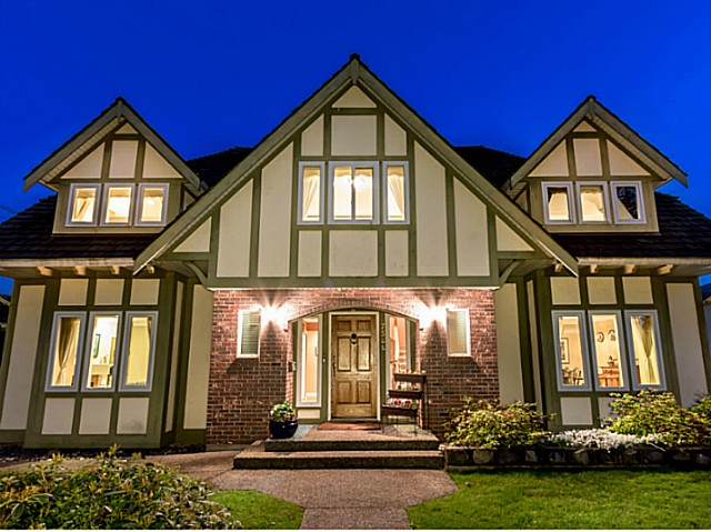 Main Photo: 7566 BROADWAY in Burnaby: Montecito House for sale (Burnaby North)  : MLS®# V1122222