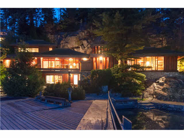"Main Photo: 5869 EAGLE Island in WEST VANC: Eagle Harbour House for sale in ""EAGLE ISLAND"" (West Vancouver)  : MLS® # V1137365"