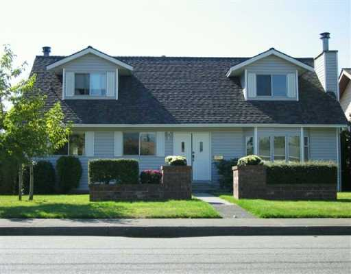 "Main Photo: 478 CUMBERLAND Street in New Westminster: Fraserview NW House for sale in ""FRASERVIEW"" : MLS(r) # V615880"