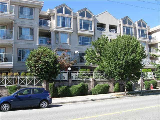 Main Photo: 306 525 AGNES Street in New Westminster: Downtown NW Condo for sale : MLS® # R2015495