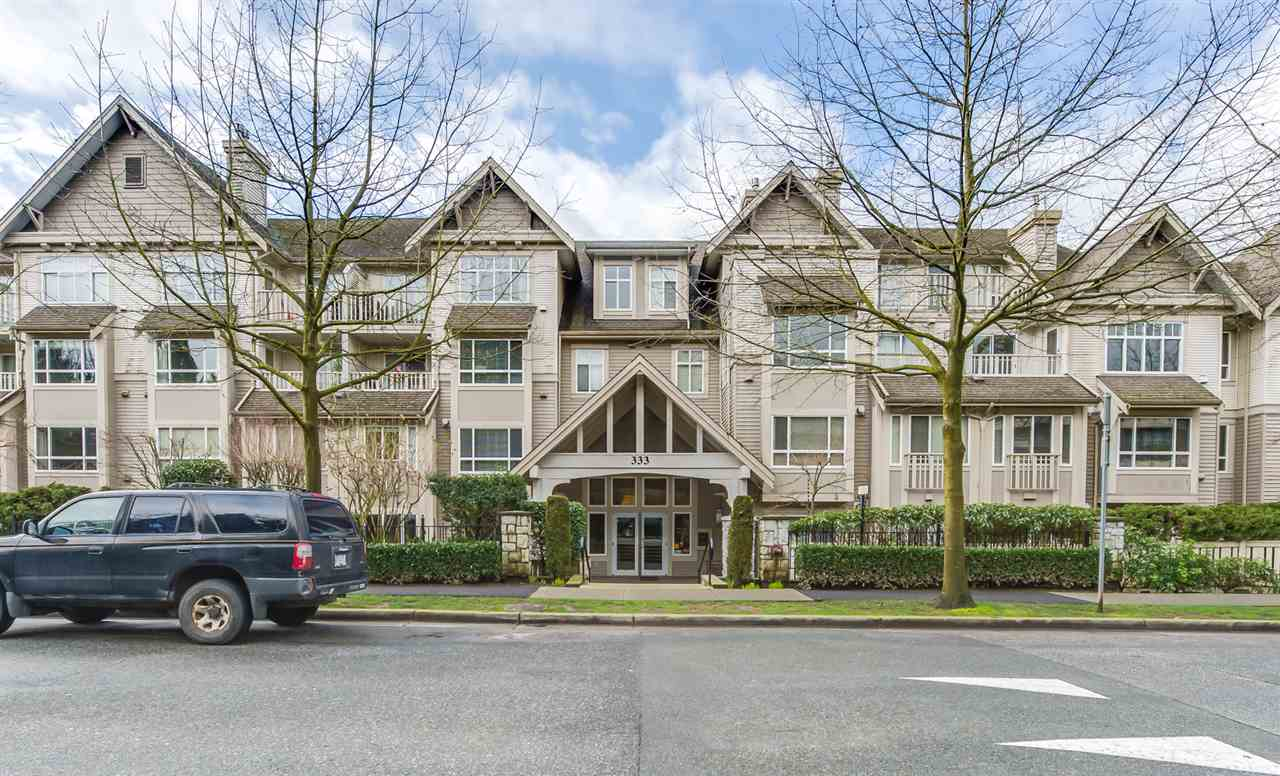 "Photo 3: 316 333 E 1ST Street in North Vancouver: Lower Lonsdale Condo for sale in ""Vista West at Hamersley"" : MLS(r) # R2037589"