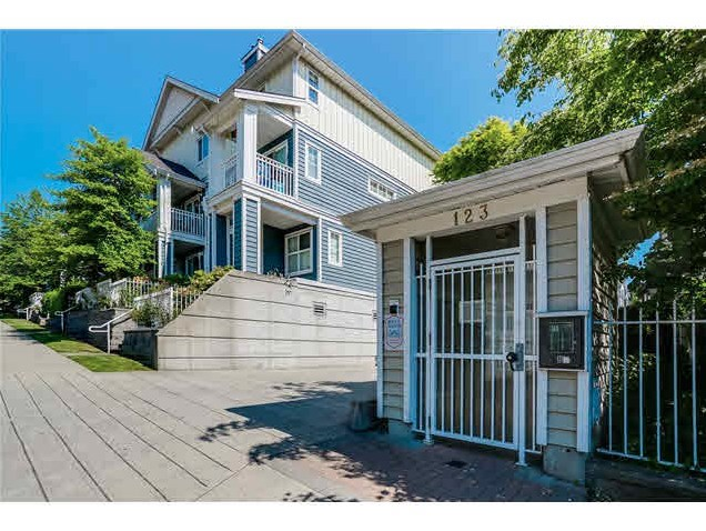 FEATURED LISTING: 30 - 123 SEVENTH Street New Westminster