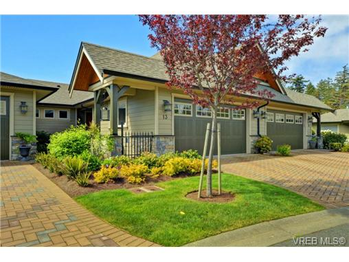 Main Photo: 13 3650 Citadel Place in VICTORIA: Co Latoria Townhouse for sale (Colwood)  : MLS® # 364045