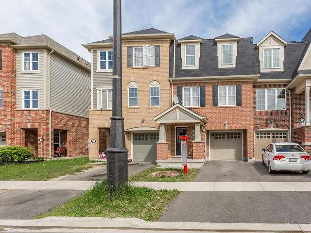 Main Photo: 77 Bevington Road in Brampton: Northwest Brampton House (3-Storey) for sale : MLS®# W3513332