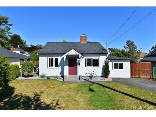 Main Photo: 539 Joffre Street in VICTORIA: Es Saxe Point Single Family Detached for sale (Esquimalt)  : MLS® # 367967