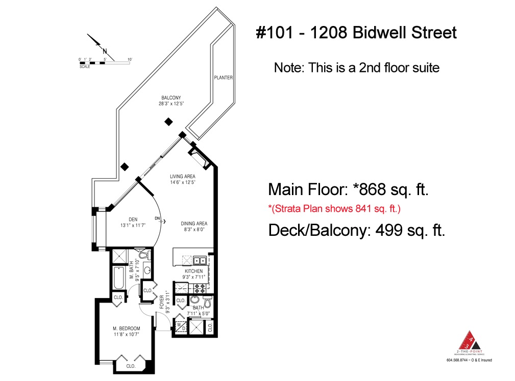 "Photo 14: 101 1208 BIDWELL Street in Vancouver: West End VW Condo for sale in ""Bay Breeze"" (Vancouver West)  : MLS(r) # R2109255"