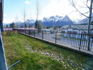 Main Photo: 107B 1818 Mountain Avenue: Canmore Condo for sale : MLS(r) # C4097226