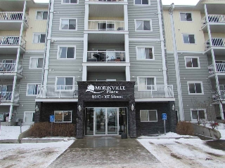 Main Photo: 109 9910 107 Street: Morinville Condo for sale : MLS(r) # E4051592