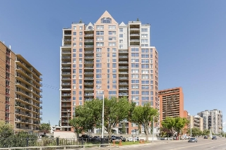 Main Photo: 1803 9020 JASPER Avenue NW in Edmonton: Zone 13 Condo for sale : MLS® # E4057496