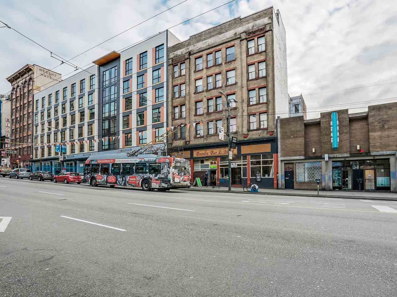 "Main Photo: 218 138 E HASTINGS Street in Vancouver: Downtown VE Condo for sale in ""SEQUEL 138"" (Vancouver East)  : MLS(r) # R2155740"