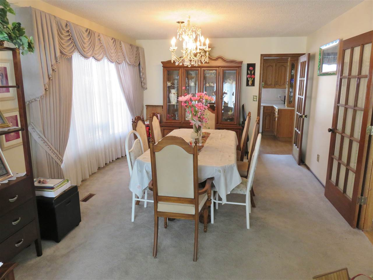 View of the Formal Dining Room with seating for 12+Guests?! :)