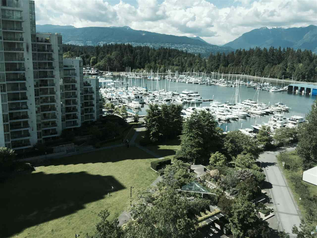 Main Photo: 1201 1650 BAYSHORE Drive in Vancouver: Coal Harbour Condo for sale (Vancouver West)  : MLS® # R2175467