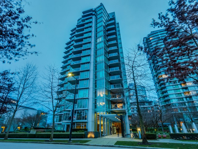 Photo 2: 1201 1650 BAYSHORE Drive in Vancouver: Coal Harbour Condo for sale (Vancouver West)  : MLS® # R2175467