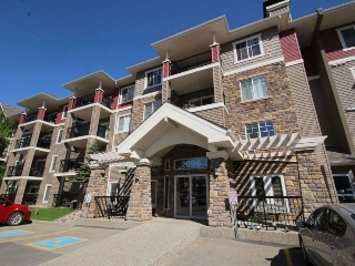 Main Photo: 354 2096 Blackmud Creek Drive in Edmonton: Zone 55 Condo for sale : MLS® # E4068609