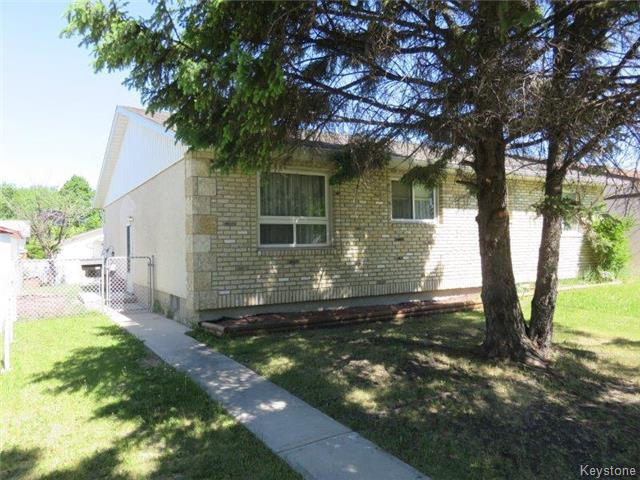 Main Photo: 839 Sheppard Street in Winnipeg: Maples Residential for sale (4H)  : MLS® # 1717218