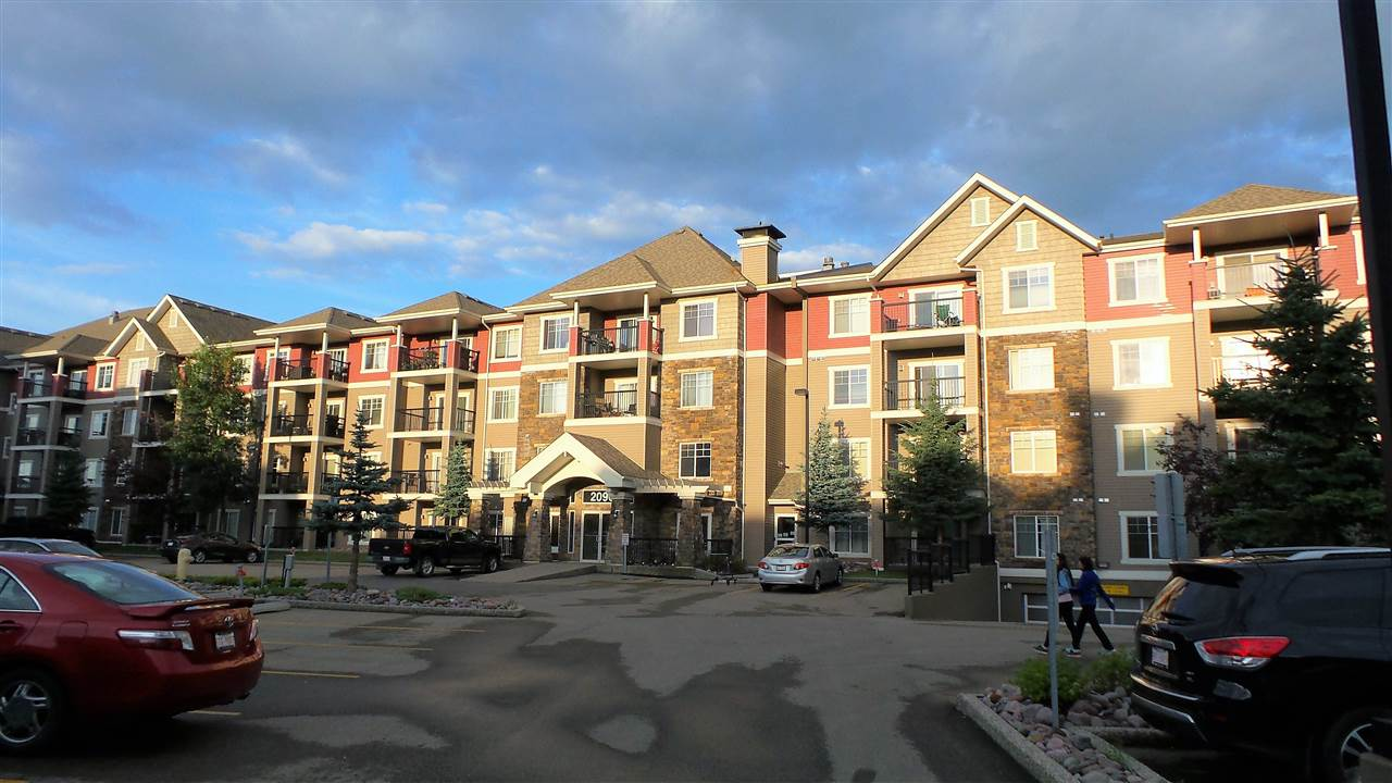 Main Photo: 133 2096 BLACKMUD CREEK Drive in Edmonton: Zone 55 Condo for sale : MLS® # E4075490