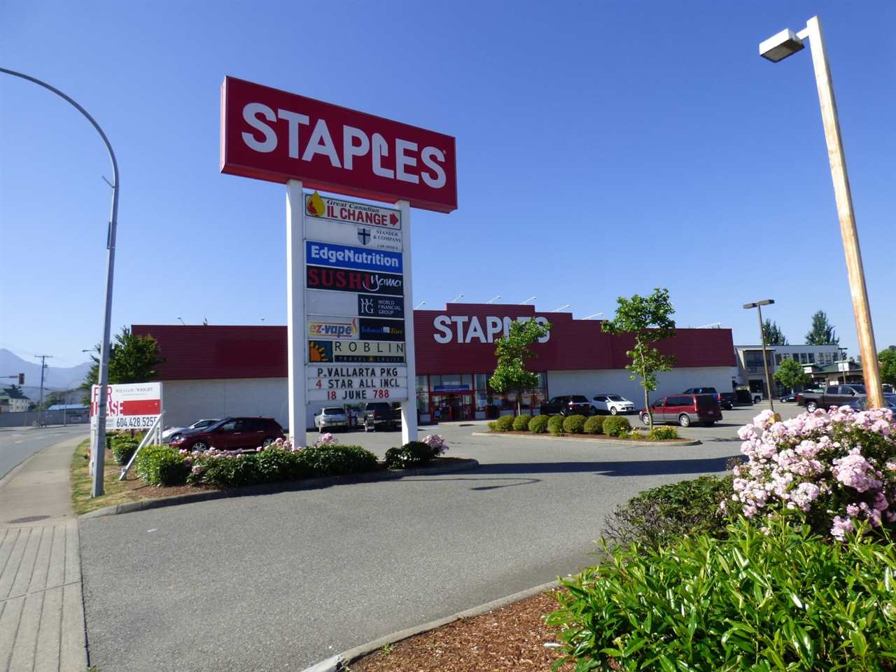 Main Photo: 108 7491 VEDDER Road in Chilliwack: Sardis West Vedder Rd Retail for lease (Sardis)  : MLS® # C8014023