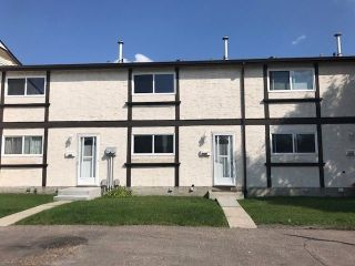 Main Photo: 1360 lakewood Road W in Edmonton: Zone 29 Townhouse for sale : MLS® # E4077203