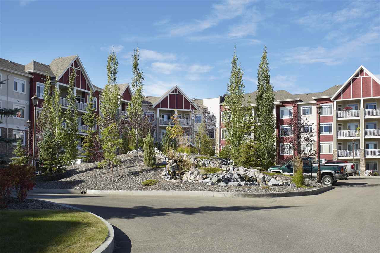 Photo 1: 315 511 QUEEN Street: Spruce Grove Condo for sale : MLS® # E4081525
