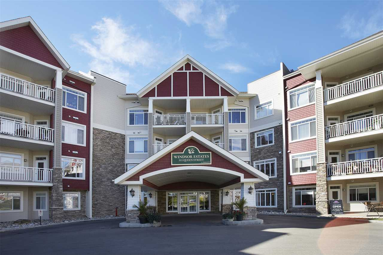 Photo 2: 315 511 QUEEN Street: Spruce Grove Condo for sale : MLS® # E4081525