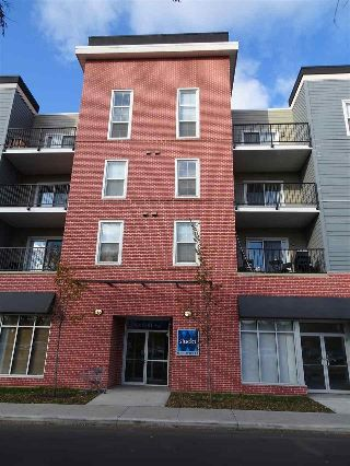 Main Photo: 308 10418 81 Avenue in Edmonton: Zone 15 Condo for sale : MLS® # E4085312