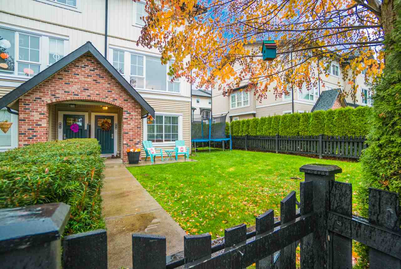 "Main Photo: 49 2450 161A Street in Surrey: Grandview Surrey Townhouse for sale in ""Glenmore"" (South Surrey White Rock)  : MLS® # R2215966"
