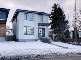 Main Photo:  in Edmonton: Zone 17 House for sale : MLS® # E4089527