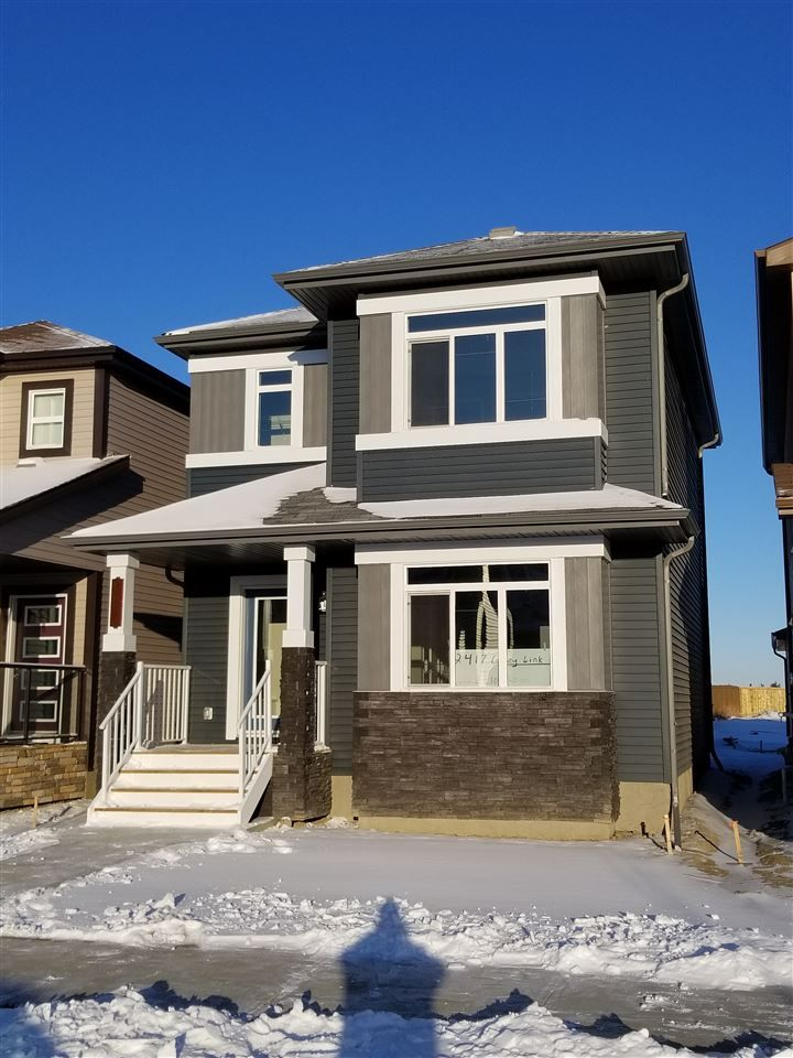 Main Photo: 2417 CASEY Link SW in Edmonton: Zone 55 House for sale : MLS® # E4092716