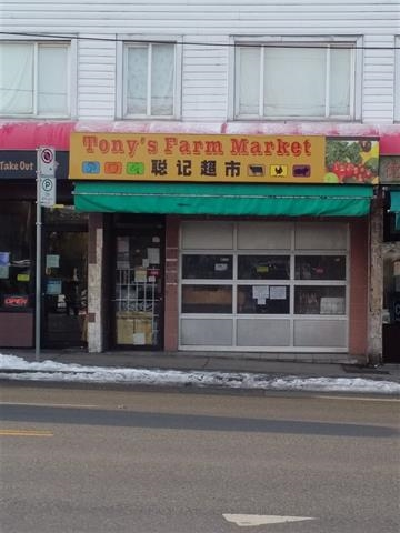 Main Photo: 5753 VICTORIA DRIVE in Vancouver: Victoria VE Business for sale (Vancouver East)  : MLS® # C8012603