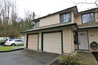 "Main Photo: 35 21960 RIVER Road in Maple Ridge: West Central Townhouse for sale in ""FOXBOROUGH HILLS"" : MLS® # R2244008"