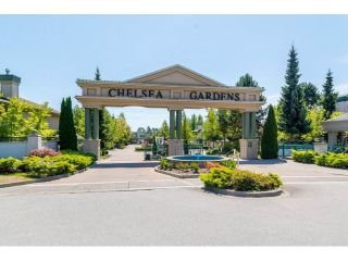 "Main Photo: 227 13888 70 Avenue in Surrey: East Newton Townhouse for sale in ""Chelsea Gardens"" : MLS®# R2245621"