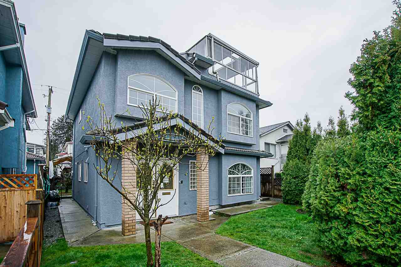 Main Photo: 4290 KASLO Street in Vancouver: Renfrew Heights House for sale (Vancouver East)  : MLS®# R2252887