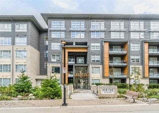 Main Photo: 106 9168 SLOPES Mews in Burnaby: Simon Fraser Univer. Condo for sale (Burnaby North)  : MLS®# R2257111
