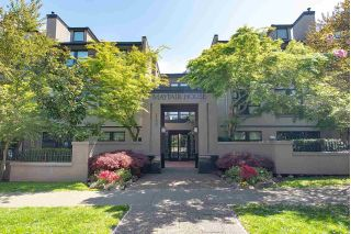 "Main Photo: 201 2200 HIGHBURY Street in Vancouver: Point Grey Condo for sale in ""THE MAYFAIR"" (Vancouver West)  : MLS®# R2264542"