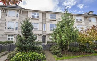 "Main Photo: 31 7938 209 Street in Langley: Willoughby Heights Townhouse for sale in ""RED MAPLE PARK"" : MLS®# R2313671"