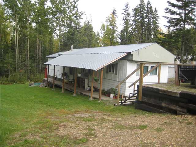 Main Photo: 5194 GRAVES Road in Prince George: North Blackburn Manufactured Home for sale (PG City South East (Zone 75))  : MLS®# N213842